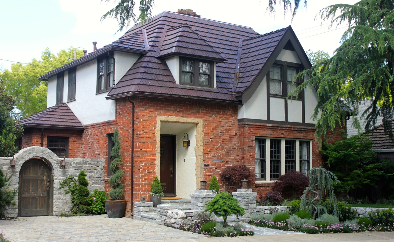 English Tudor Landscape Design Michael Glassman Amp Associates