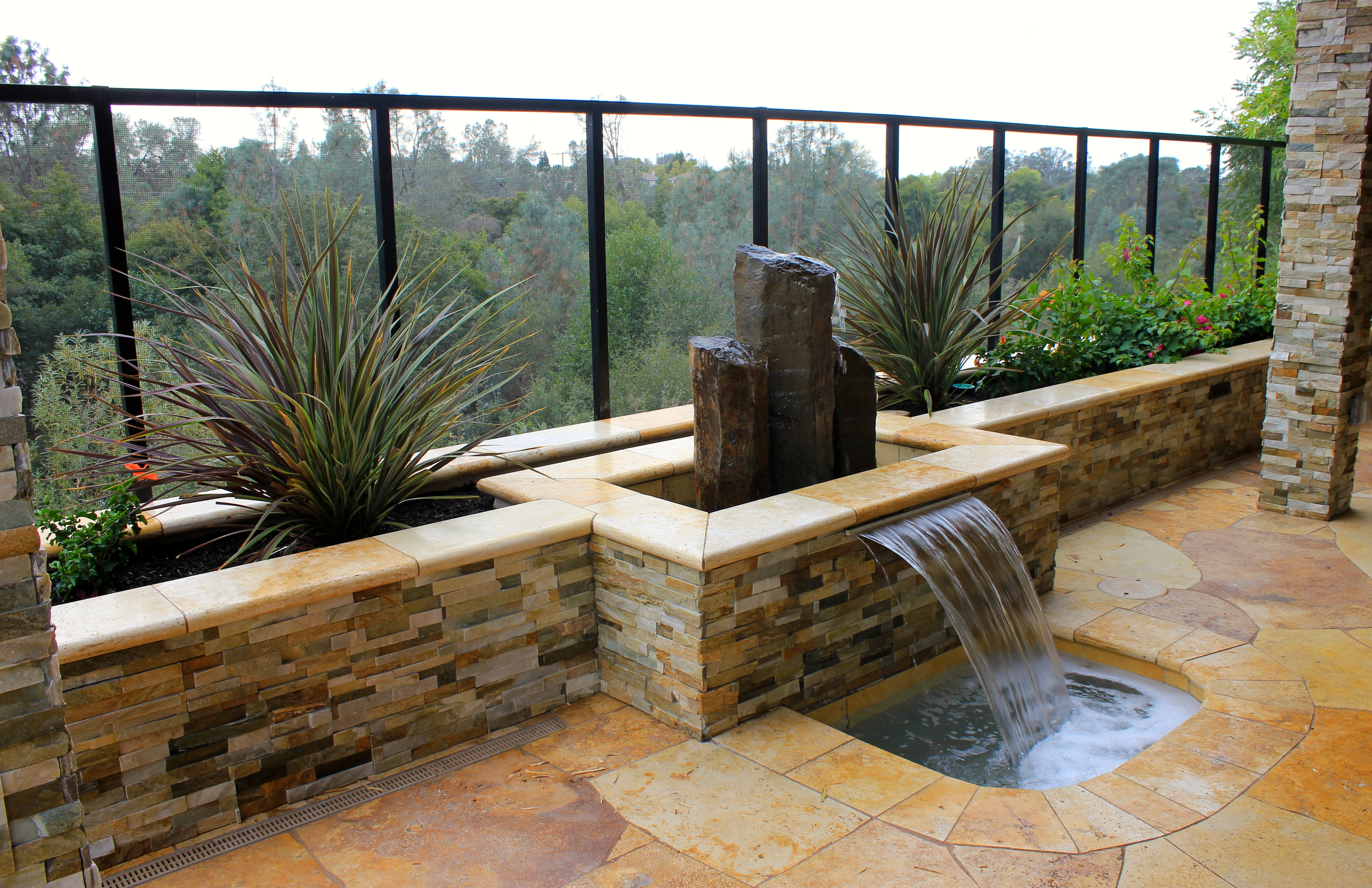 water feature michael glassman u0026 associates